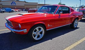 1968 Mustang GT II by tundra-timmy