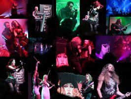 Kamelot, Delain, and Eklipse Live by thornburgh