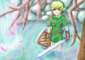 The Legend Of Zelda by IsorrowAngel