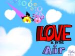 Love is in The Air by Alpha-Gamer666