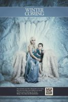 Frozen Iron Throne by LilSophie