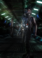 Tie Fighter Pilot by Aste17