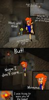 Minecraft Comic: United Miners Page 4 by TigerLily45