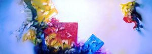 Color abstract art by Nathanm4