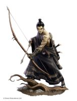 Pathfinder: Fang Monastery Sniper by WillOBrien