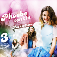 PNG Pack (141) Phoebe Tonkin by IremAkbas