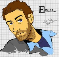 House comes again... - color by Traco
