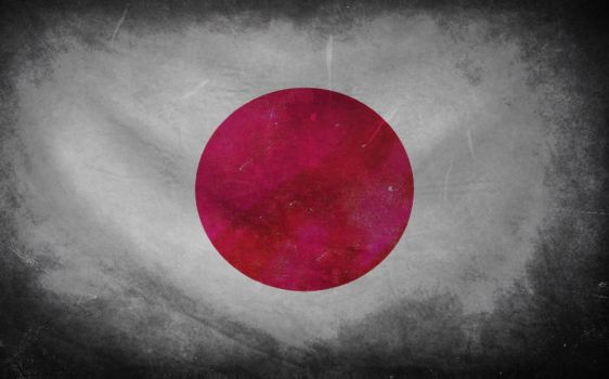Flag of Japan by arj-89