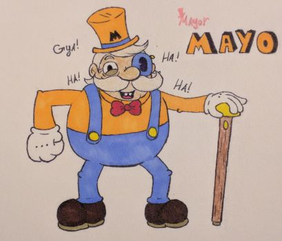 Mayor Mayo by solidservine97