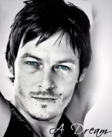 Norman Reedus - [ A Dream ] by argentamlf