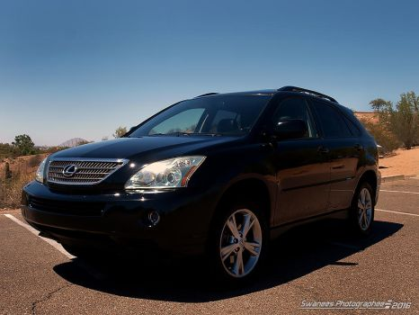 2007 RX 400H by Swanee3