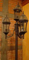 oldschool street lamp by Treeclimber-Stock
