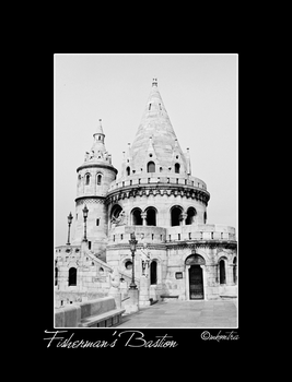 Fisherman's Bastion by mags253