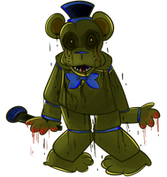 Freddy the Friendly Bear by Camborama