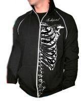 Undefined Skeleton Jacket by UndefinedDesign