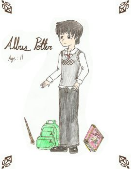 Albus Potter by AlbusPotter