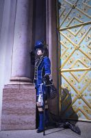 CIEL PHANTOMHIVE - Cosplay - mansion by Shinkan-Seto