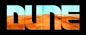 1980 Dune Logotype by Frohickey