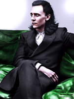Loki - A Study in Perfection I by AdmiralDeMoy