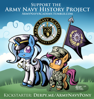 Army Navy History Project Promo by SouthParkTaoist