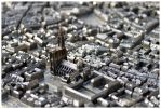 Strasbourg  Cathedrale by Satourne