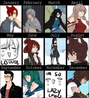 2012 summary of NAFFING by LUCl