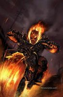 Ghost_Rider by dartbaston