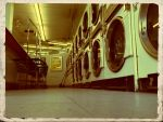 Retro Laundromat by GeneLythgow