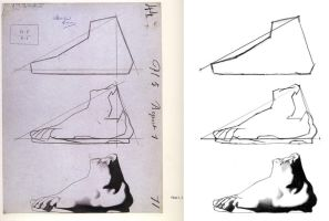 Bargue Foot Study by antant