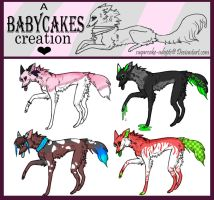 SPARKLE -c losed- by sugarcakes-adopts
