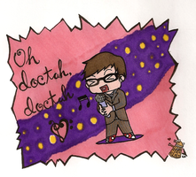 Oh Doctor, Doctor by starlite-decay