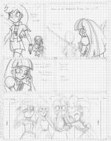 Going Study Page 1 WIP by ABronyAccount