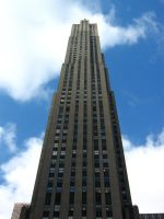 rockefeller center by eyesofpain