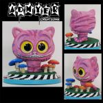 ADMYER cheshire cat pop by AdmyerCreations