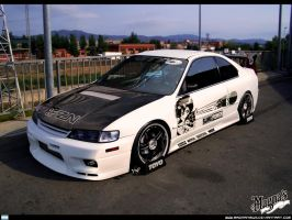 _Honda Accord_ by magnanimus