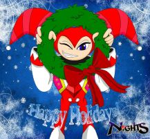 Happy Holidays '09 by NiGHTSfanKevin