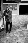 man with a cane by myoung4828