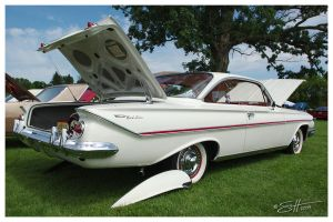 White Bel Air by scottalynch