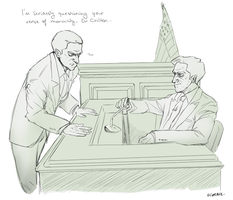 AU - We Find The Defendant Guilty by Ciorane
