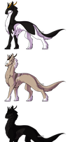 Selimar Adoptables - OPEN by Karijn-s-Basement