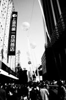 Nanjing Road by jarART