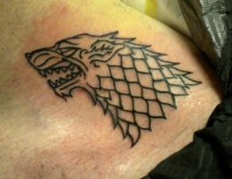 games of thrones Tattoo by MorenaInk