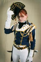 TB: Captain Mary Spencer by Animus-Panthera