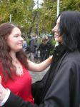 Dance with Snape ^^ by EmykeBJ