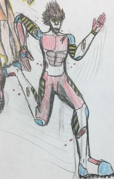 The oldest drawing of speedzone i have by Diyuzhihuo