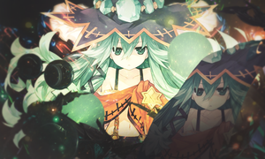 Natsumi - Date A Live by BlackHeartRaviles
