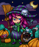 Halloween contest 2014 by SLAPunque