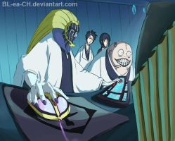 Mayuri's free time..... by BL-ea-CH
