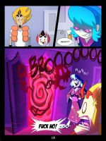 The Mystery Skulls Misadventures: 'Wounds' pg13 by Anastas-C
