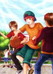 SouthPark Basketball by Azareea